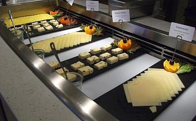 Buffet auf der AIDAmar