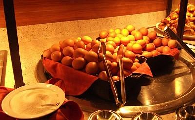 Frühstücks-Buffet auf der AIDAmar