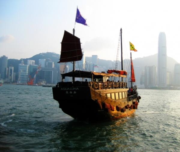 Hong Kong - Stadt der Finanzen