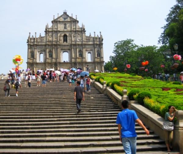 Macao - Die Stadt der Glücksspiele