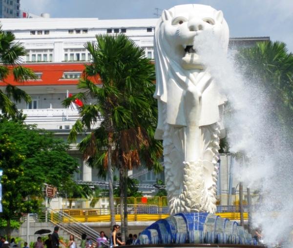 Singapur - Die Stadt des Merlion